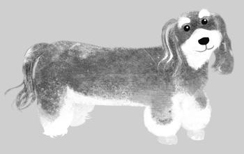 犬 イラスト