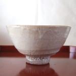 井戸の茶碗。
