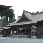 阿蘇神社。