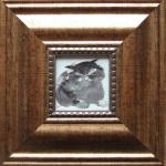 猫の絵ほか。麹町コレクションにも出品中。