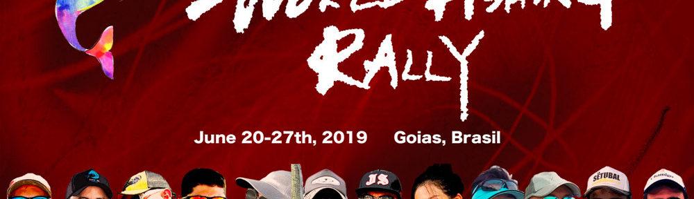 great amazon world fishing rally