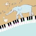 andante ピアノ教室のホームページ作成。