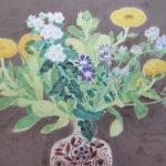 金盞花の花束。