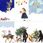 クリスマスカード「きよしこのよる」